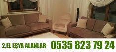 İkinci El Eşya Alanlar Ankara 0535 823 79 24 ANKARA 2.EL EŞYA Ankara, Elsa, Couch, Furniture, Home Decor, Homemade Home Decor, Sofa, Couches, Home Furnishings
