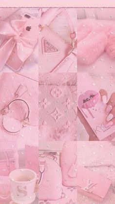 pink wallpapers iphone girly aesthetic backgrounds pastel screen pretty asthetic glitter fondo hintergrund screens walpaper webstaqram heart kawaii rosa smartphone