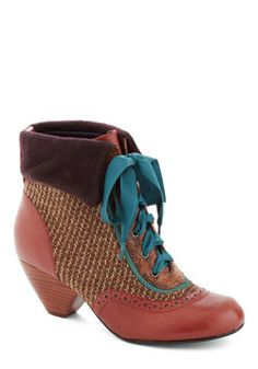 Collector's Tradition Boot, #ModCloth