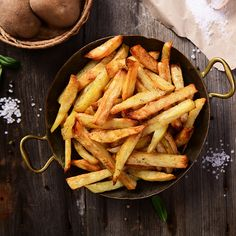 Deep Fried Potatoes, French Fries, Healthy Cooking, Cooking Tips, Carrots, Food And Drink, Chips, Vegetables, Diets