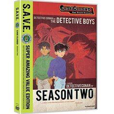 Case Closed: Season Two (S.A.V.E.) (Full Frame)