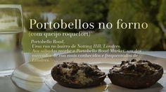 Ingrediente Secreto   Episodios   1/2 Cogumelos   Cogumelos Portobello no forno