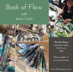 workshops | Mixed Media Art by Jenny Grant