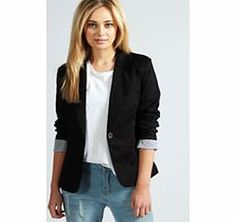 boohoo Jade Colour Block Blazer - black azz47328 Update your SS13 outerwear collection with a coat or jacket for all occasions. Make a bold style statement with military jackets and PU biker jackets, or keep it street with cropped bomber jackets and http://www.comparestoreprices.co.uk/womens-clothes/boohoo-jade-colour-block-blazer--black-azz47328.asp