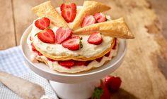 oetker dr torta jagodama recept od tijesta mascarpone