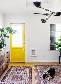 GUESS WHAT COLOR I PAINTED MY FRONT DOOR? | OLD BRAND NEW / Get started on liberating your interior design at Decoraid (decoraid.com)