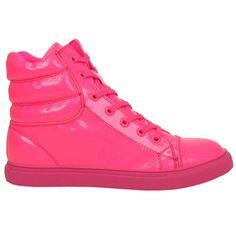 4ca88c42b112 SACHA    Pink Neon Sneaker € 69