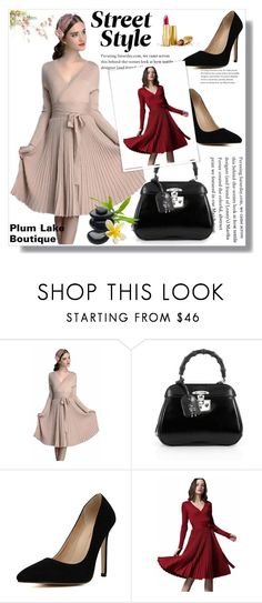 """""""Plum Lake Boutique 9"""" by ramiza-rotic ❤ liked on Polyvore featuring Gucci and vintage"""