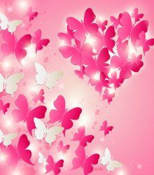Love Butterflies Wallpaper | Papel de parede para celular - Download