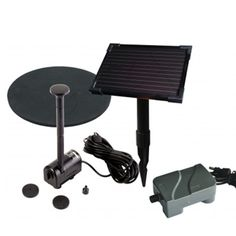 Solar Fountain Sunspray SE 360 ® for Small Ponds and Containers. Our Best Selling Fountain Powered by Solar with Battery Backup. Small Ponds, Solar System, Water Features, Drafting Desk, Solar Panels, Garden Pots, Solar Fountains, Summer Time, Container
