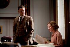 """Leonard DiCaprio as J. Edgar Hoover in """"J.Edgar"""" (Clint Eastwood)"""