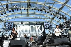UNISON SQUARE GARDEN   ROCK IN JAPAN FESTIVAL 2014  クイックレポート   RO69(アールオーロック) - ロッキング・オンの音楽情報サイト