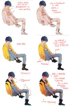 Tips Digital Painting Tutorials, Digital Art Tutorial, Art Tutorials, Draw Tips, Digital Art Anime, Art Studies, Manga Drawing, Drawing Techniques, My Drawings