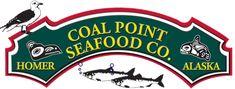 Alaska seafoods in Homer, Alaska. Alaskan seafood