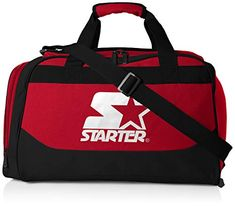"""Amazon has the Starter 19″ Sport Duffel Bag, Amazon Exclusive, Team Red, One Size marked down from $19.99 to $9.90. That is 50% off retail price! TO GET THIS DEAL: GO HERE to go to the product page and click on """"Add to Cart"""" Final price = $9.90 Shipping is free on any purchase with…"""