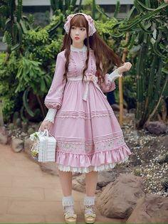 Classic Lolita Look