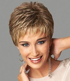 Today we have the most stylish 86 Cute Short Pixie Haircuts. We claim that you have never seen such elegant and eye-catching short hairstyles before. Pixie haircut, of course, offers a lot of options for the hair of the ladies'… Continue Reading → Haircut For Older Women, Short Hair Cuts For Women, Short Hairstyles For Women, Straight Hairstyles, Short Pixie Haircuts, Pixie Hairstyles, Haircut Short, Black Hairstyles, Shaggy Haircuts