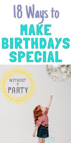 18 fun ways to make kids birthdays special without a party. Diy Birthday Banner, Birthday Plate, Birthday Balloons, Birthday Decorations, Special Birthday, Birthday Fun, Birthday Party Themes, Birthday Ideas, Where To Take Kids