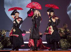 AyaBambi w/ Madonna | Rebel Heart Tour, Bitch I'm Madonna, 2015