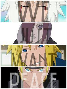 Peace Naruto