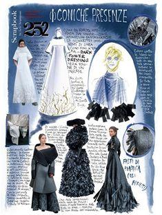Lele Acquarone, excerpt from Vogue Italia, October 2013