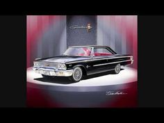 Ford fullsize, The Automotive Art of Danny Whitfield