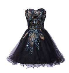 masquerade ball gowns short | ... Formal Bridesmaid Mini Masquerade Prom Ball Gown Cocktail SHORT Dress