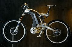 Electric Bicycle 'Pedals' Toward Luxury Market for $35,000 via JustLuxe