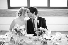Christy Tyler Photography. An Urban Affair Event Planning.  Romantic Chicago Wedding inspiration from Ruffled Blog.