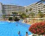 Hotel Vulcano in Tenerife pool & hotel