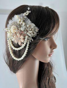 Swarovski crystal Rose Gold Silver White by TheCrystalShoeCo