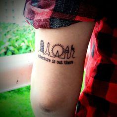 #tatuagem #tattoo #contorno #adventureisoutthere