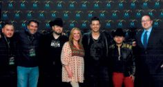 El Amor Triplicado Performs an Amazing Show at Morongo - M&M Group Entertainment Company News, Backstage, Jr, January, Friday, Meet, Entertainment, Group, Amazing