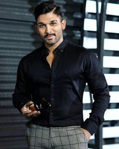 Allu Arjun : The Stylish Start Of The Millennium Handsome Celebrities, Most Handsome Actors, Indian Celebrities, Boy Celebrities, Bollywood Celebrities, Celebs, Actor Picture, Actor Photo, New Photos Hd