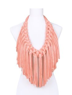 Indie Collection in 100% Salmon Price €40.00
