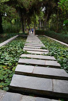 Botanical Garden in Athens, Georgia