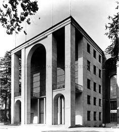 Palazzo della Triennale, Milano (Muzio)