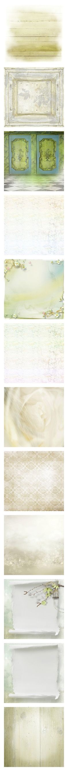 BACKGROUND ... II, YANDEX by deneve on Polyvore featuring backgrounds, effects, decor, fillers, embellishments, frames, rooms, doors, green and art