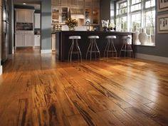 engineered zinfandel tigerwood hardwood floors.