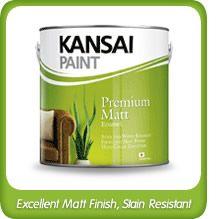 Kansai Paint Pakistan: Decorative