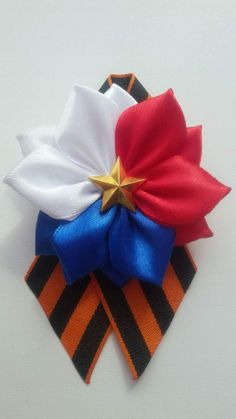 (56) Одноклассники Ribbons Galore, Kanzashi, Glass Bottles, Gift Wrapping, Brooch, Sewing, Rose, Flowers, Handmade