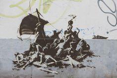 @ Banksy | Streetart | Activismo | Cóctel Demente