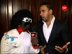 Amaro el Chocolate entrevista a @Jhoel López en @LaTuerca23 @RoberSanchez01 #Video - Cachicha.com