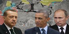 Προς Γ' Παγκόσμιο Πόλεμο; Γιατί Δύση και Πούτιν υπονομεύουν τον Ερντογάν;