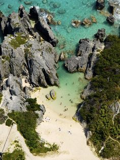 Jobson's Cove, Warwick Long Bay, Bermuda