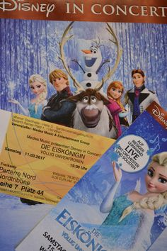 Die Eiskönigin live Entertainment, Disney, Musicals, Baseball Cards, Cover, Books, Culture, Canvas, Cards
