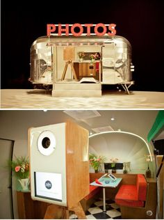 Fancy an Airstream Caravan at your Wedding?