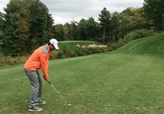 A Simple Golf Tip For Taking Dead Aim