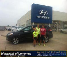 #HappyBirthday to Tammy Boyle from Everyone at Hyundai of Longview!