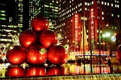 New York City Christmas Lights | Radio City, Christmas lights, New York City 2010 | Flickr - Photo ...